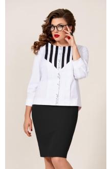 *Распродажа Vittoria Queen 9543 белый+черный