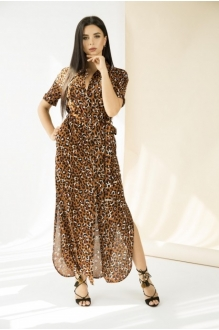 *Распродажа Buter 665/1 рыжий леопард