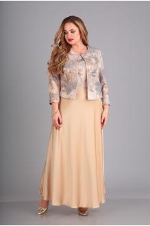 Анастасия Мак 668 платье+жакет