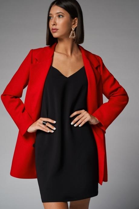 *Распродажа Beauty 4303 красный+черный