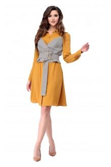 Edelweiss 1777-2 платье+жилет