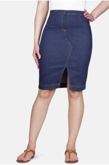 *Распродажа Mirolia 591 синий джинс