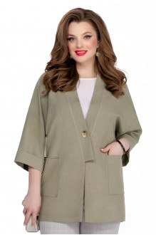 TEZA 644 жакет+блуза