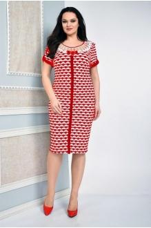 *Распродажа SolomeaLux 454 -1 красный с белым