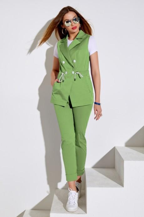 Lissana 4046 зеленое яблоко размер 46-50, описание, отзывы