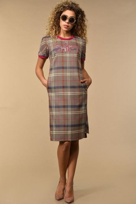 Платье Сч@стье 7122 Платье размер 42-54, описание, отзывы