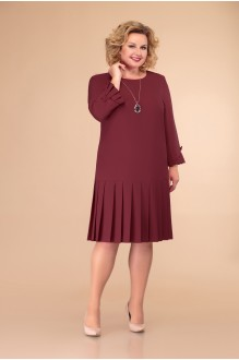 Последний размер Svetlana-Style 1429 бордовый