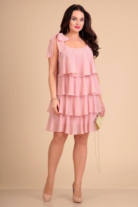 Последний размер Лиона-Стиль 616 нежно-розовый