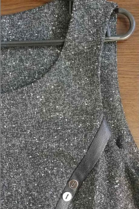 Последний размер Надин-Н 1567 серый