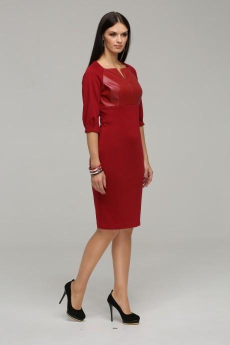 Повседневное платье Люше 958-1