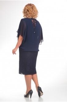 Вечерние платья Прити 148 темно-синий фото 2