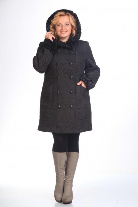 Куртка Люана Плюс 370 черный