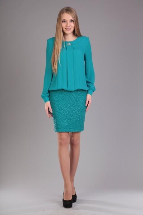 Вечернее платье Эола-стиль 1024