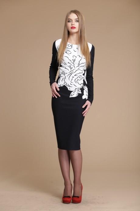 Деловое платье Juanta 2180