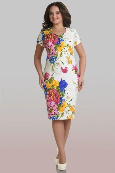Летнее платье Aira Style 377
