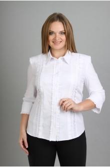 Блузки и туники Таир-Гранд 62106 (1) белый фото 1