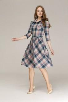 Повседневное платье Анна 826col2 фото 2