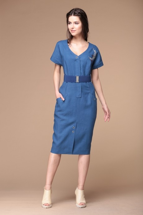 Повседневное платье Faufilure C154