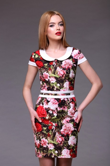 Короткое платье Juanta 2208