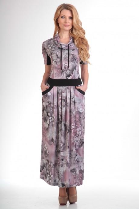 Длинное платье Анастасия Мак 283