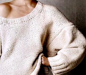 Модный свитер: на страже тепла и стиля