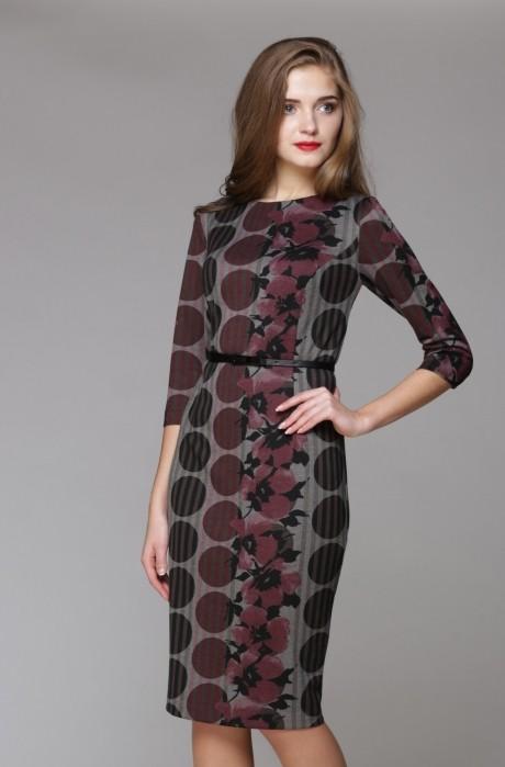Повседневное платье Juanta 2304
