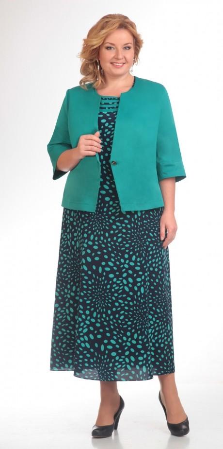 Юбочный костюм /комплект Novella Sharm 2567