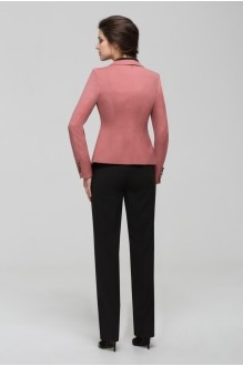 Брючные костюмы /комплекты Nova Line 1400.4154 Розовый/Чёрный фото 2