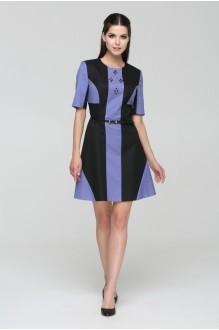 Деловые платья Nova Line 5383 сиреневый фото 1