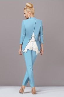 Брючные костюмы /комплекты Lady Secret 2393 голубой фото 2