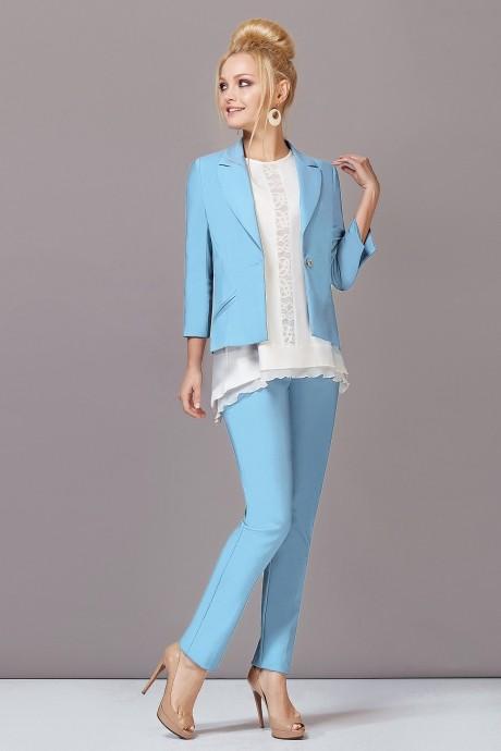 Брючные костюмы /комплекты Lady Secret 2393 голубой