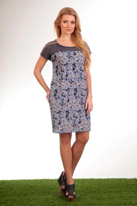 Повседневные платья Лиона-Стиль 526