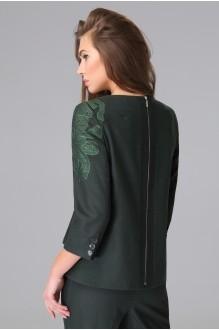 Брючные костюмы /комплекты Lissana 2655 темно-зеленый фото 3