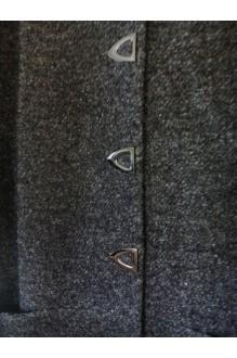 Пальто Надин-Н 1220_7 серый фото 2