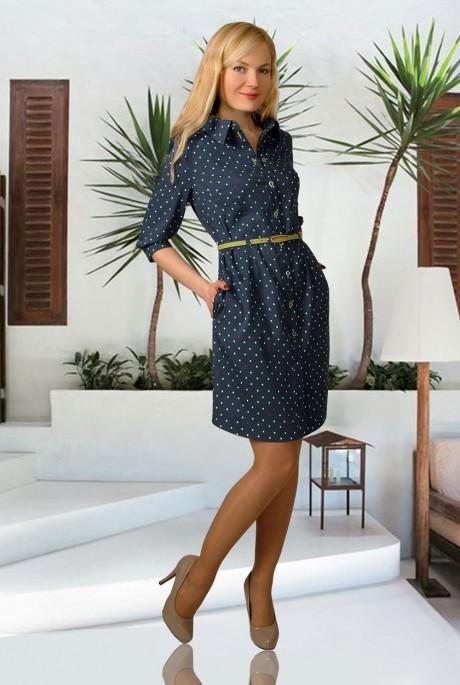 Повседневные платья МиА-Мода 692