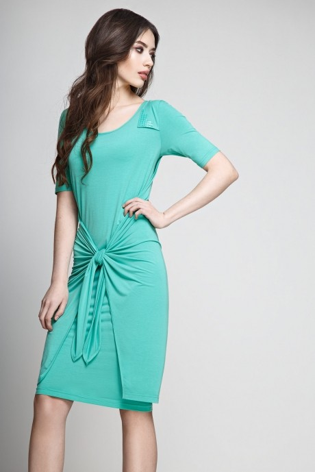 Летние платья Teffi Style 1173 мята