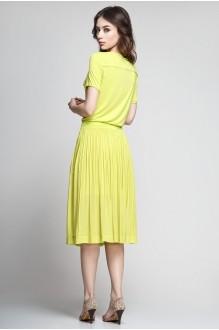 Летние платья Teffi Style 1174 лайм фото 2