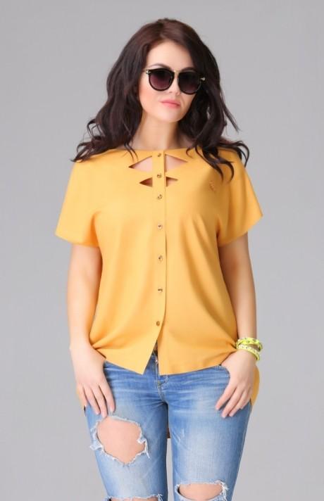 Блузки и туники Lissana 2783 темно-желтый