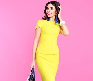 Солнечное настроение, или Желтый цвет в моде
