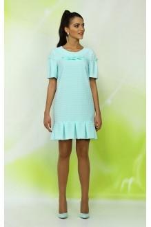 Летние платья ALANI COLLECTION 330 мята фото 1