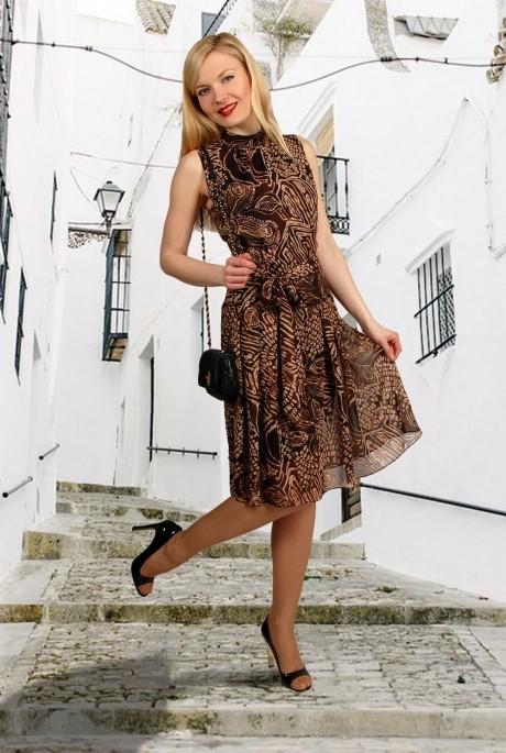 Повседневные платья МиА-Мода 400-15