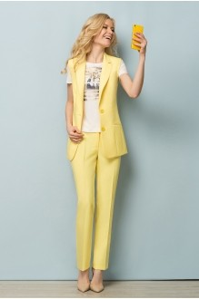 Брючные костюмы /комплекты Lady Secret 2431 желтый фото 1