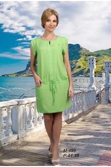 Летние платья Мишель Стиль 499 салатовый фото 1