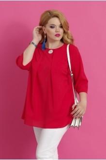 Блузки и туники Lissana 2714 красный фото 2