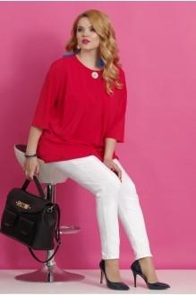 Блузки и туники Lissana 2714 красный фото 3