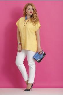 Блузки и туники Lissana 2783 светло-желтый фото 1