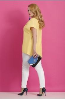 Блузки и туники Lissana 2783 светло-желтый фото 3