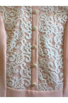 Юбочные костюмы /комплекты Lissana 2845 персик фото 3