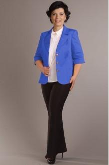 Жакеты (пиджаки) Таир-Гранд 6306 василек фото 1