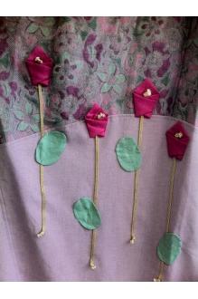 Повседневные платья Надин-Н 1276 (2) сирень фото 3
